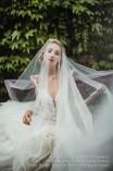 hosszú menyasszonyi fátyol készítés LAURA (3)