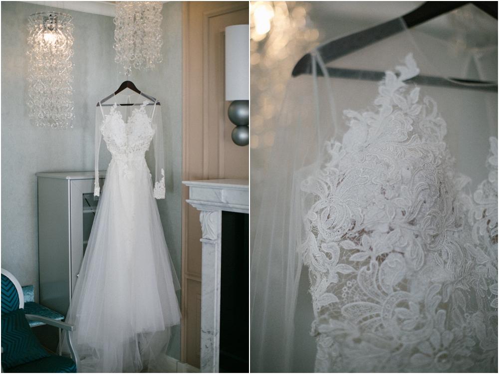 Nora Sarman menyasszonyi ruha