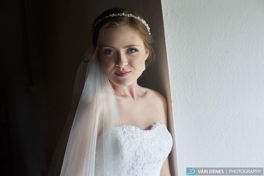 0cbbee2ab4 ZÓRA - Menyasszonyi hajpánt vagy koszorú • Bridal Mirage - egyedi ...