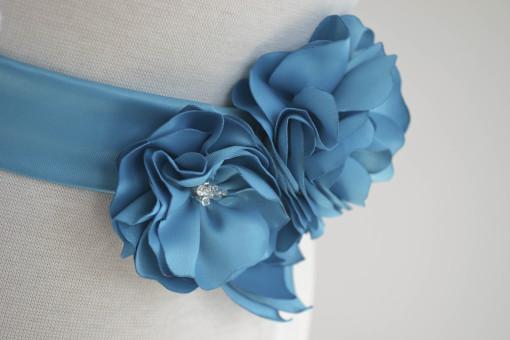 virágos esküvői öv - színes (1)