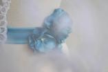 virágos esküvői öv - színes (2)
