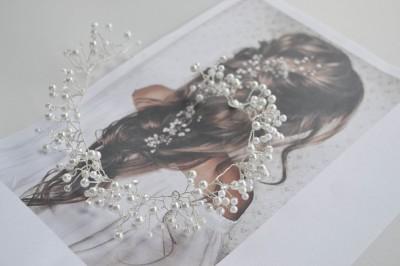 Boróka hajékszer gyöngy (1)