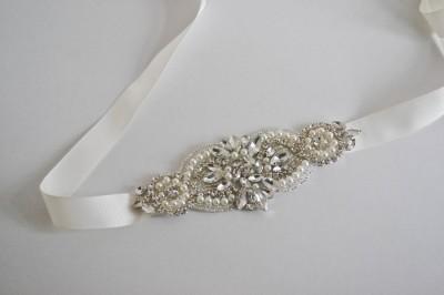 1d1259fcfa Menyasszonyi öv   Bridal Mirage - egyedi esküvői kiegészítők