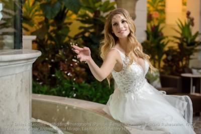 SENON - esküvői fejdísz (1)