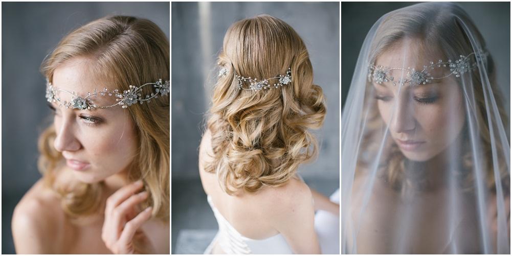esküvői fejdíszek, hajékszer készítés LARINA