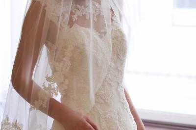 FANNI csipkés menyasszonyi fátyol (1) 780c92734a