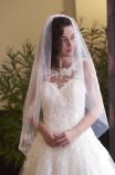 FANNI csipkés menyasszonyi fátyol (3)