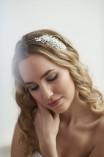 ELIN - swarovski menyasszonyi fejdísz (2)