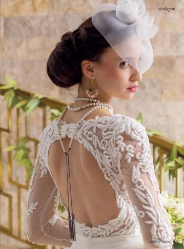 Lizett esküvői fejdísz (1)