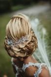 ÁGOTA esküvői hajdísz (1)