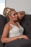 Frézia - menyasszonyi hajdísz (6)