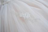 MELINA - menyasszonyi hajdísz franciacsipkével (2)