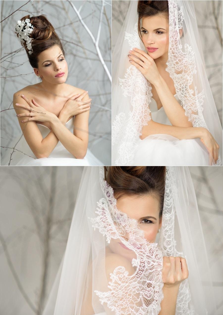 romantikus menyasszony - Rebeka