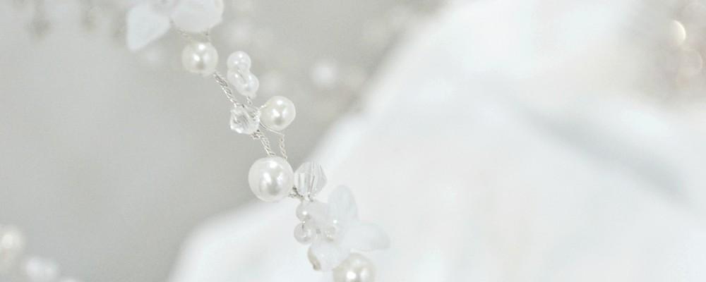 Szeretjük a Swarovski gyöngyök csillogását legfőképp az esküvőnk napján