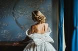Esküvői hajékszer - swarovski gyöngyökből készítettem (3)