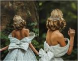 Esküvői hajékszer - swarovski gyöngyökből készítettem (7)