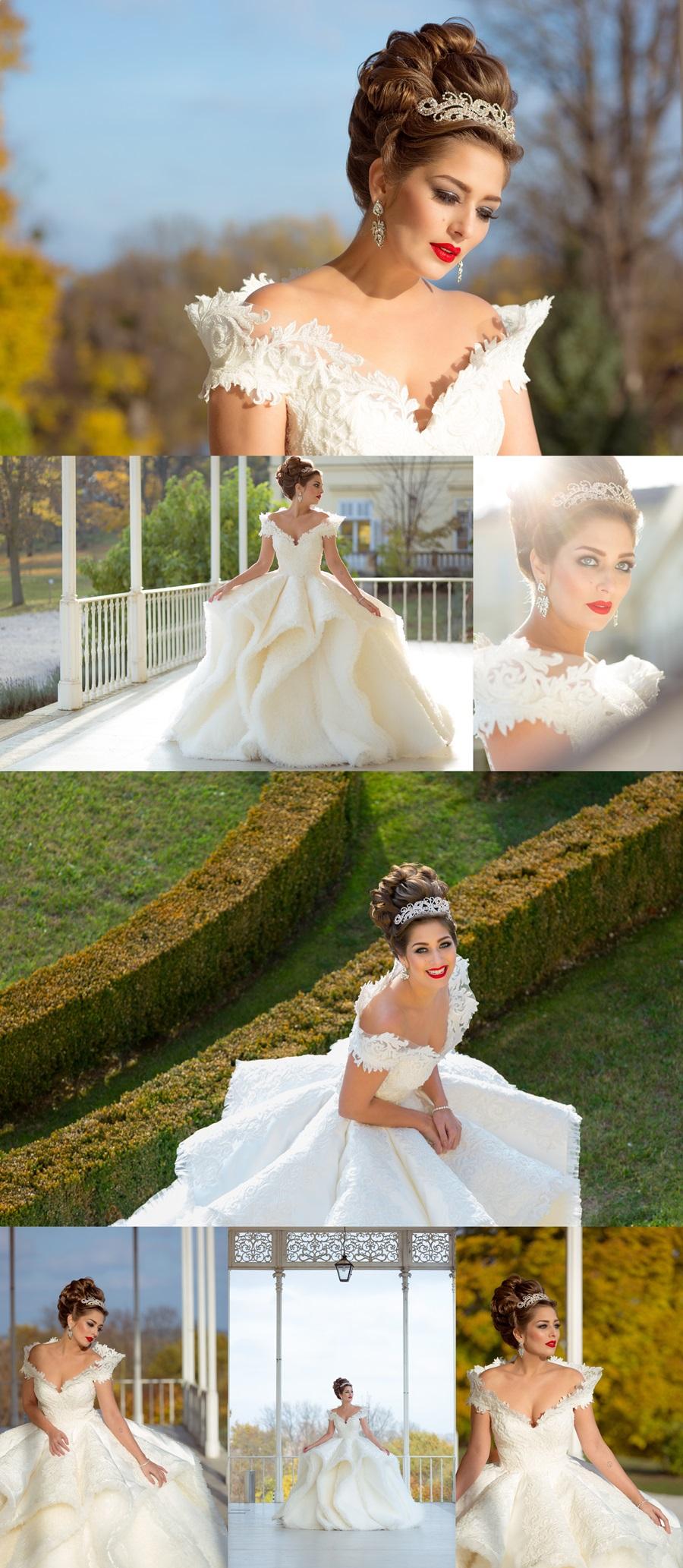 Tenki Dalma esküvői fejdísz fehérvárcsurgó