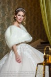 Darla dupklasoros menyasszonyi fejpánt (2)
