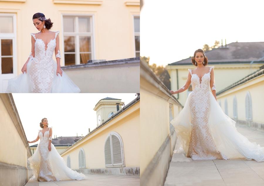 Esküvői fejdísz - Varga Alexandra fotózás (1)