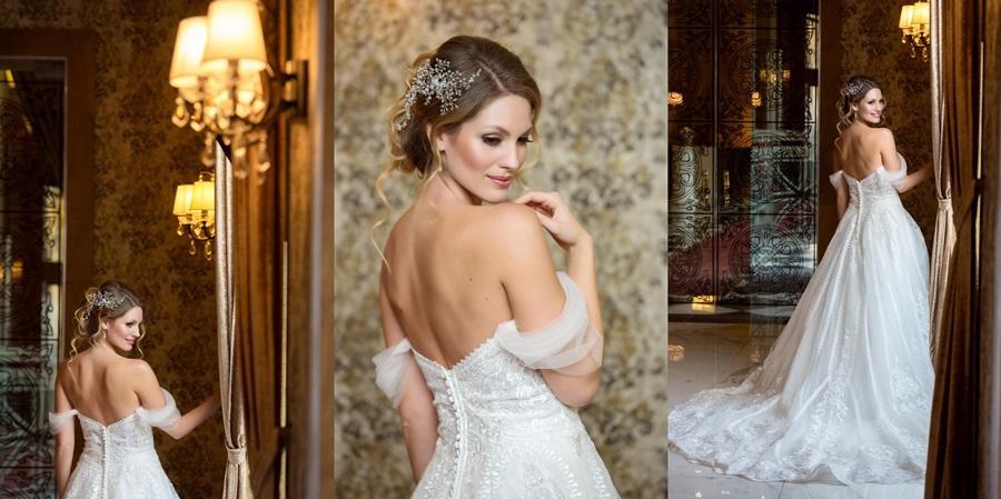 Promeéda esküvő Mystry Hotel esküvői fejdísz (2)