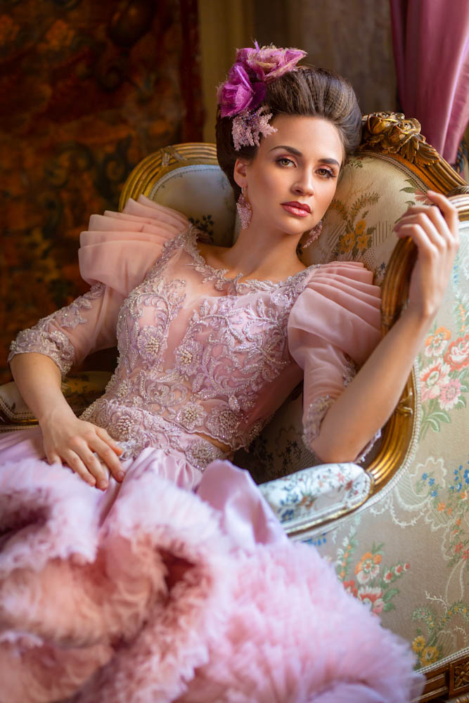 Barokk bárónő